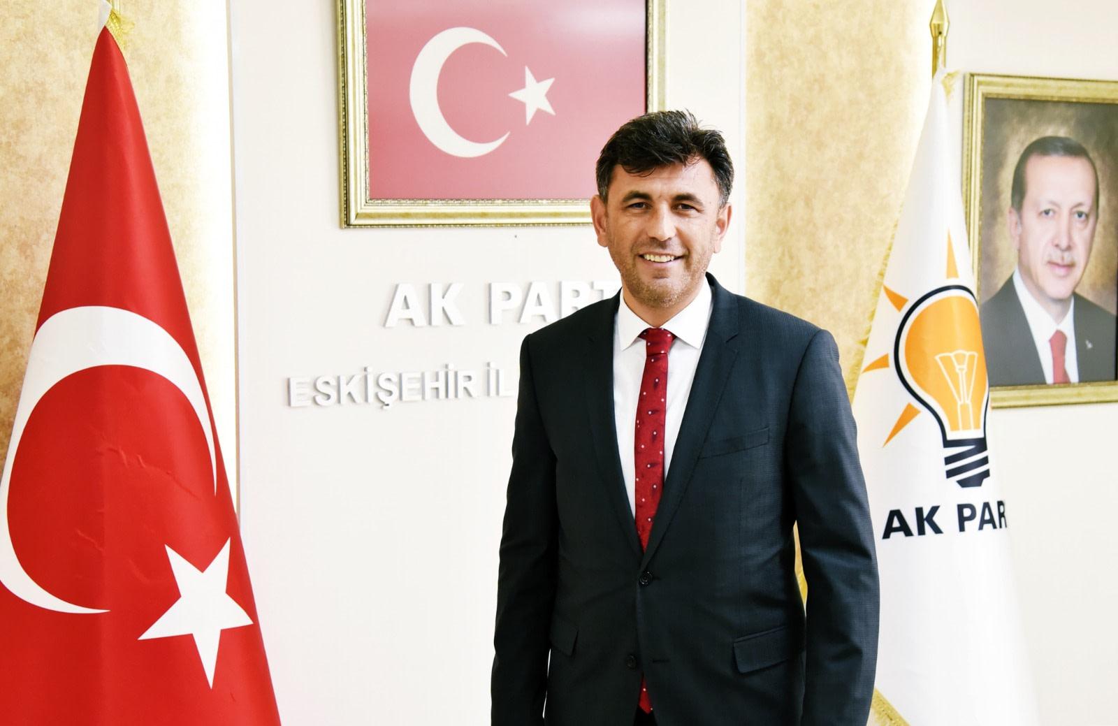 AK PARTİ İl Başkanı, Zihni Çalışkan Ramazan Mesajı Yayınladı
