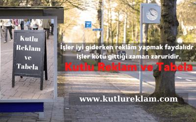 İstanbul, Kutlu Reklam ve Tabela