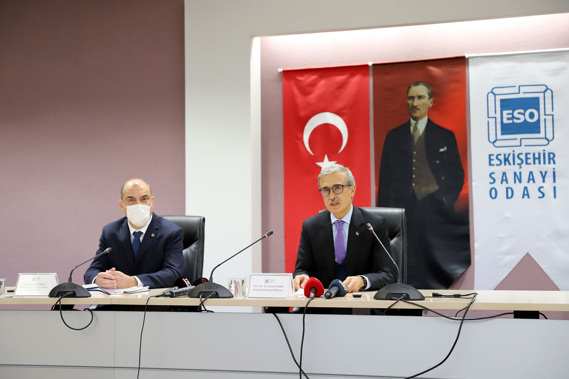 Savunma Sanayi Başkanı, Prof. Dr. İsmail Demir